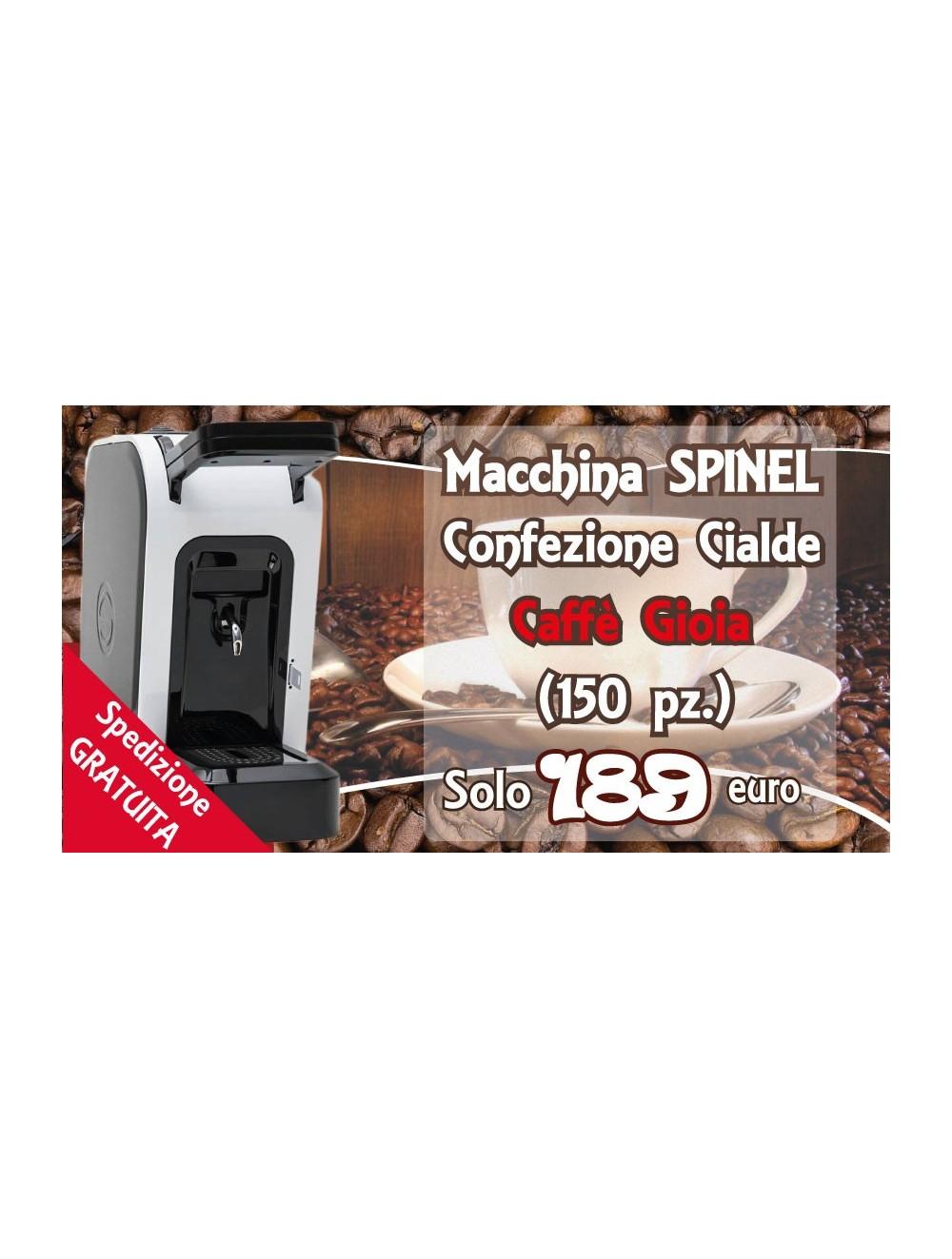 Promozione Macchina Caffè + cialde