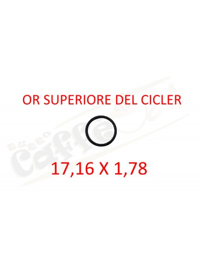 OR superiore del cicler