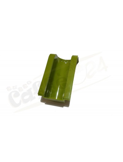 Prospetto posteriore verde