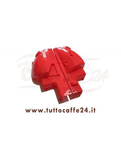 Scocche rosso elettrico