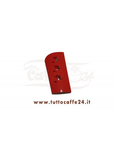 Frontalino destro vapore Rosso