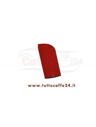Frontalino sinistro caffè Rosso